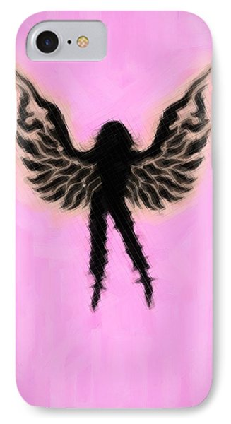 Fantasy Woman Angelish IPhone Case