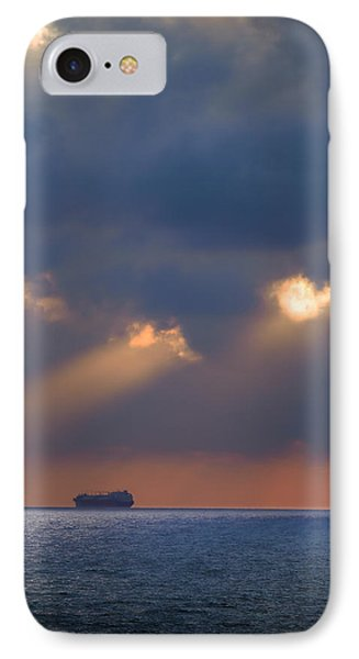 Far Away IPhone Case by Meir Ezrachi