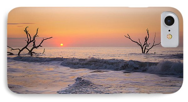 IPhone Case featuring the photograph Far Away by Serge Skiba