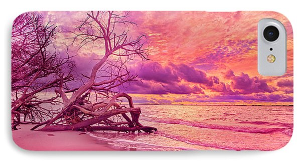 Farewell To The Day IPhone Case by Betsy Knapp