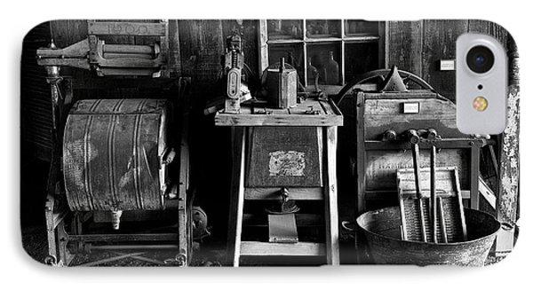 Farm Antiques IPhone Case by Richard J Cassato