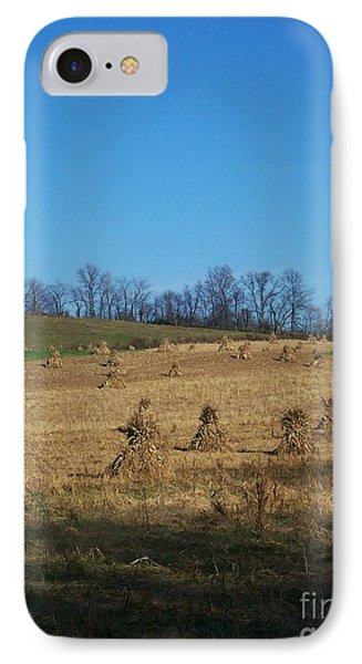 IPhone Case featuring the photograph Farm Days by Sara  Raber