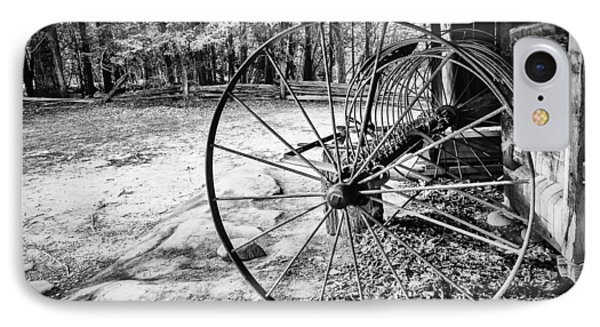 Farm Equipment IPhone Case by Jay Stockhaus
