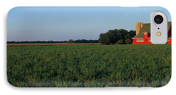 Farm Fields Stelle Il Usa IPhone Case