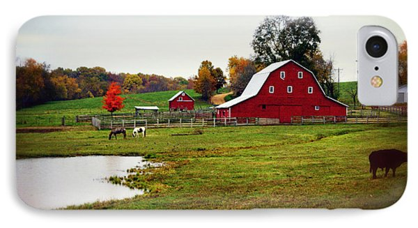 Farm Perfect Phone Case by Marty Koch