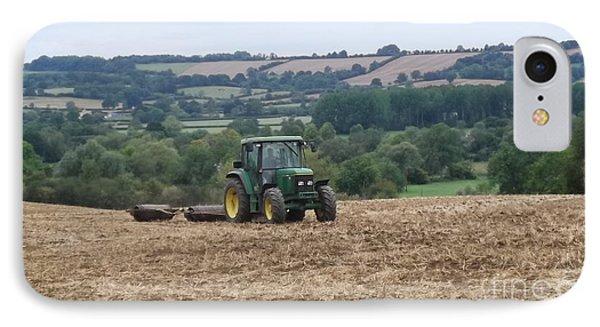 Farm Tractor Phone Case by John Williams