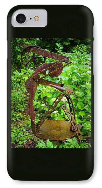 Farm Worker Phone Case by Carolyn Marshall