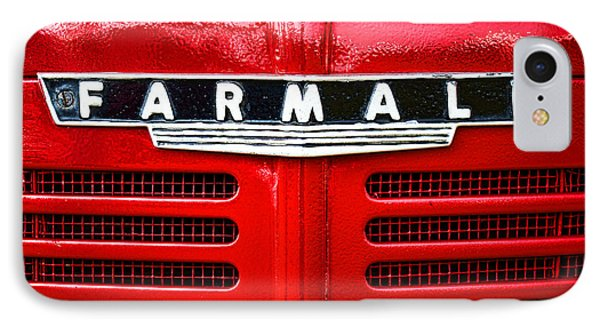 Farmall IPhone Case by Olivier Le Queinec