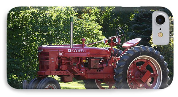 Farmall's End Of Day IPhone Case