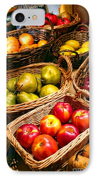 Farmer's Market IPhone Case by Olivier Le Queinec