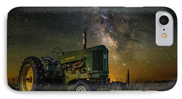Farming The Rift 3 IPhone Case by Aaron J Groen