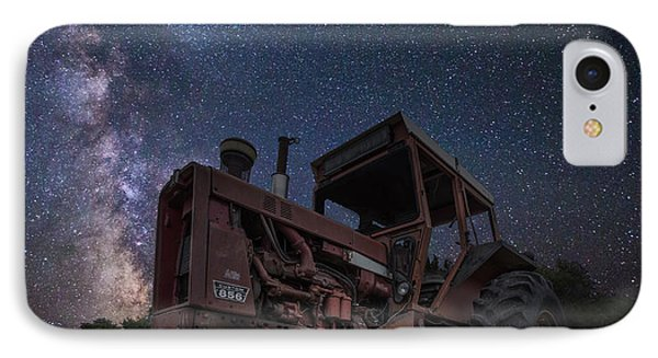 Farming The Rift 5 IPhone Case by Aaron J Groen
