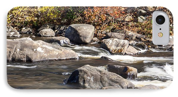 IPhone Case featuring the photograph Farmington River by Dawn Romine