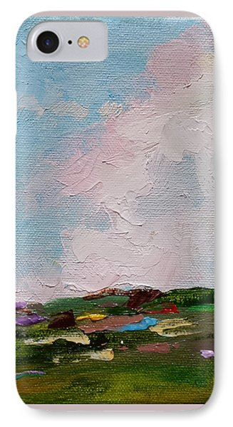 Farmland Iv IPhone Case