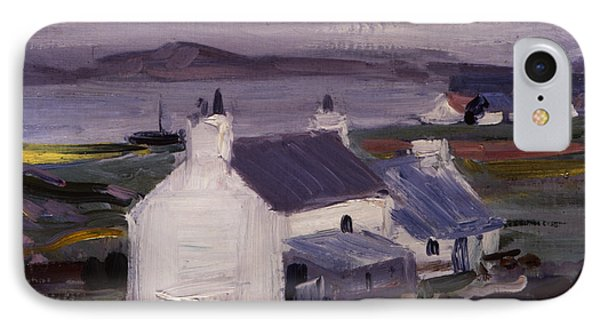 Farmsteading Phone Case by Francis Campbell Boileau Cadell
