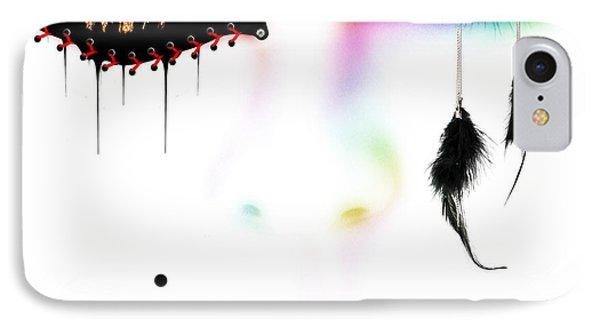 Fashionista Soft Rainbow IPhone Case