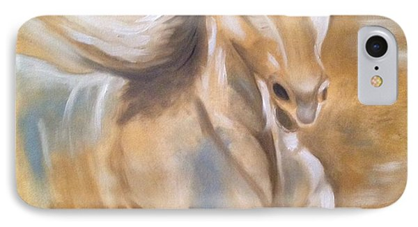IPhone Case featuring the painting Fast And Fascinating by Brindha Naveen