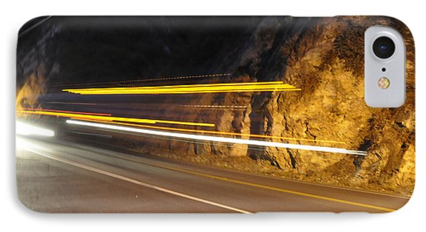 IPhone Case featuring the photograph Fast Car by Gandz Photography