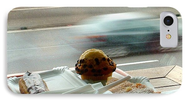 IPhone Case featuring the photograph Fast Sugar by Marc Philippe Joly
