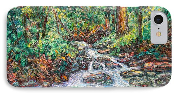 Fast Water Wildwood Park Phone Case by Kendall Kessler