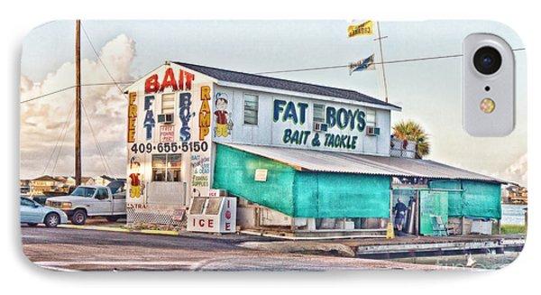 Fat Boys Phone Case by Scott Pellegrin