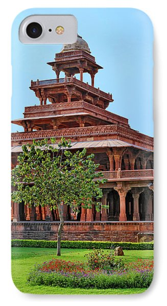 Fatehpur Sikri, Uttar Pradesh, India IPhone Case by Adam Jones