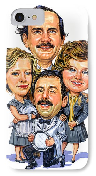 Fawlty Towers IPhone Case by Art