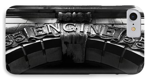 Fdny - Engine 55 IPhone Case by James Aiken