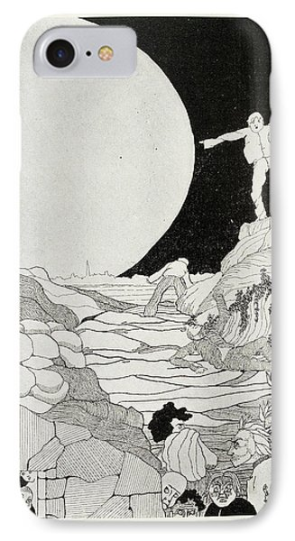 Fearful Humans IPhone Case by British Library