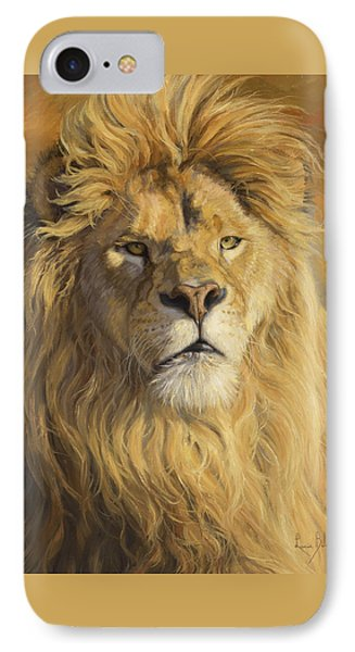 Fearless - Detail IPhone 7 Case by Lucie Bilodeau