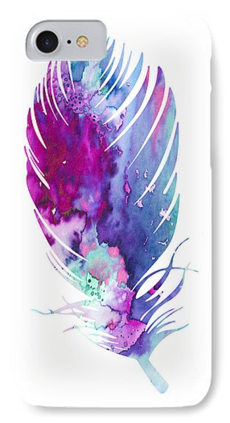 Feather 6 IPhone Case