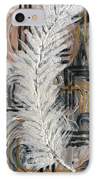 Feather Of Light IPhone Case