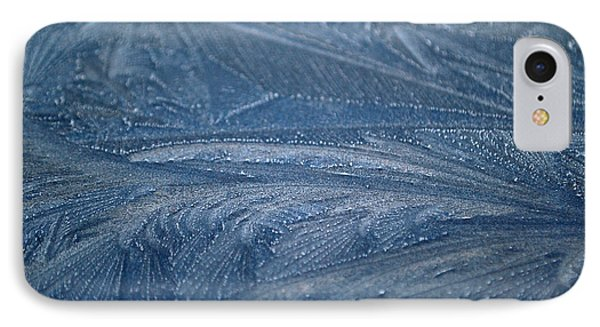 Feathered Blue IPhone Case