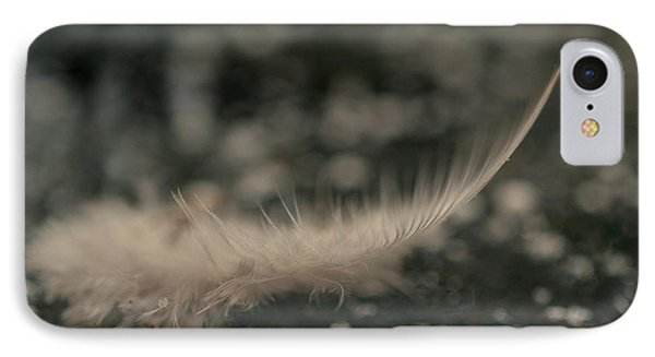 Feathered Fall IPhone Case