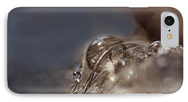 Feathers And Pearls IPhone Case