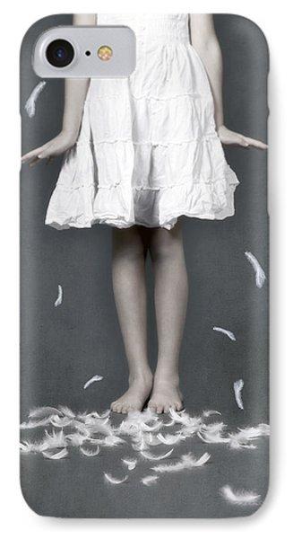 Feathers Phone Case by Joana Kruse