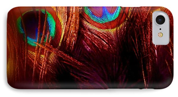 Feathers Phone Case by Newel Hunter