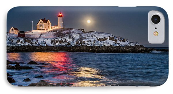 February Full Moon IPhone Case by Scott Thorp