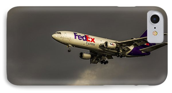 Fedex 052 Heavy Cleared To Land IPhone Case