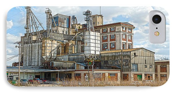 Feed Mill Hdr IPhone Case