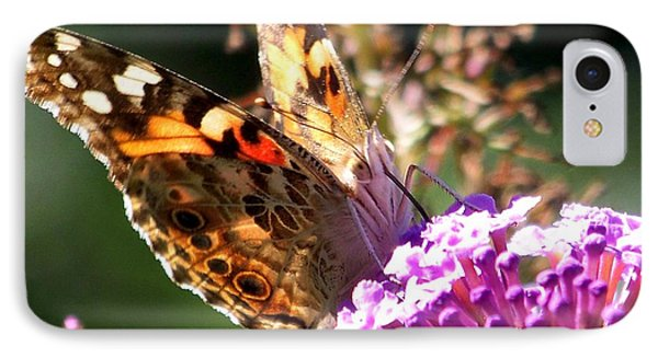 IPhone Case featuring the photograph Feeding by Eunice Miller