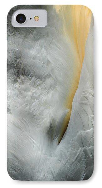 Feeding Swan Phone Case by Andy Astbury