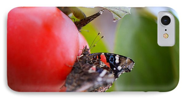 IPhone Case featuring the photograph Feeding Time by Erika Weber