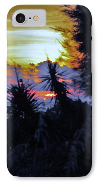 Feeling A Sunset IPhone Case
