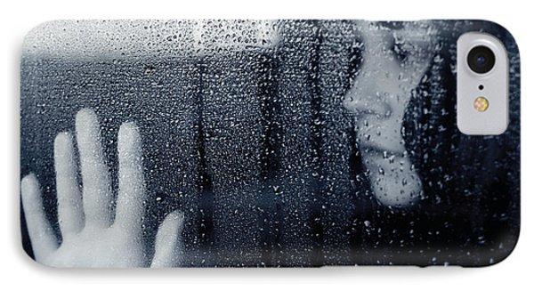 Feeling Blue Phone Case by Lisa Knechtel
