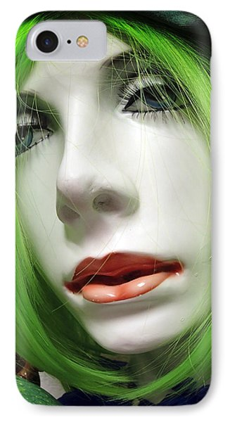 Feeling Green IPhone Case