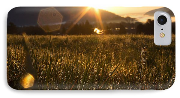 IPhone Case featuring the photograph Feelings At Dawn by Everett Houser