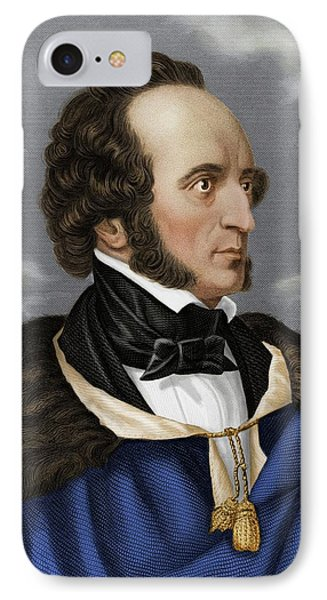 Felix Mendelssohn IPhone Case