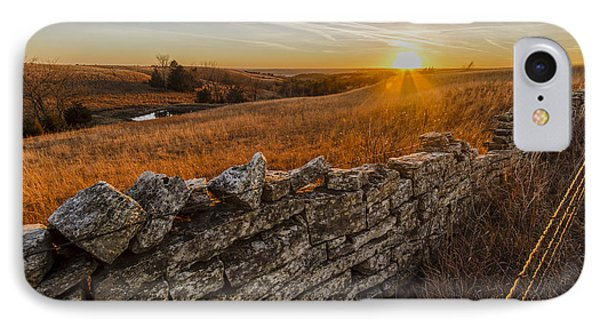 Fences IPhone Case by Scott Bean