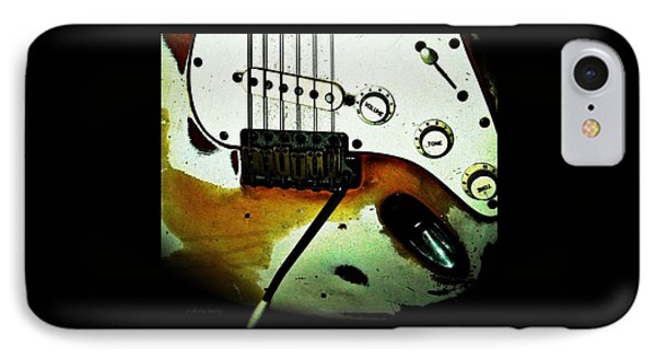 Fender Detail  Phone Case by Chris Berry